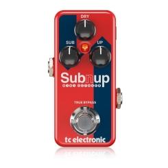 Sub N Up mini Octaver Stompboxes TC Electronic