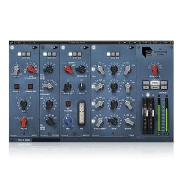 Abbey Road TG Mastering Chain