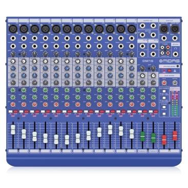 Bàn Trộn Âm thanh - Mixer Midas DM16