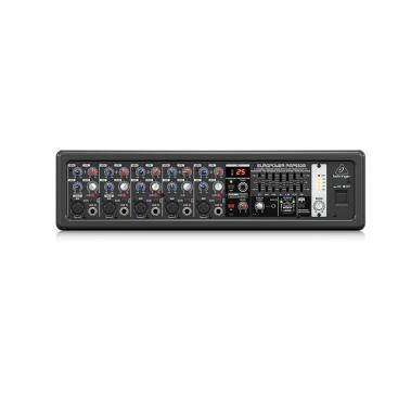 Mixer Liền Công Suất Behringer PMP550M 500W Klark Teknik Multi-FX FBQ