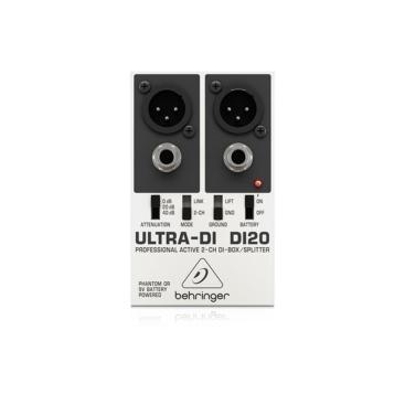 DI20 - DI Boxes Behringer DI20