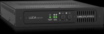 LUCIA 240/2M - Ampli  Lab Gruppen