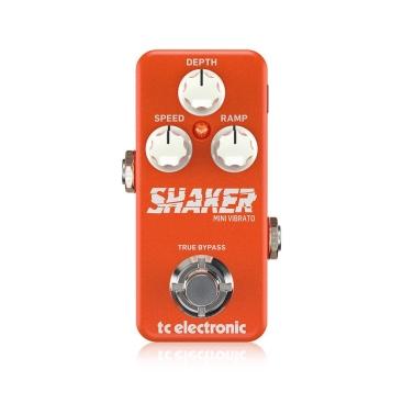 SHAKER MINI VIBRATO - Guitar and Bass TC ELECTRONIC SHAKER MINI VIBRATO