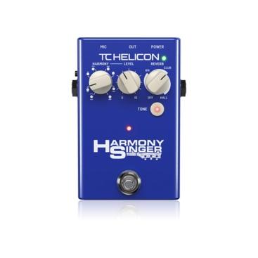 HARMONY SINGER 2 - Voice Processors TC HELICON HARMONY SINGER 2