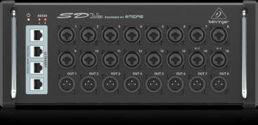 SD16 - Mixer Behringer