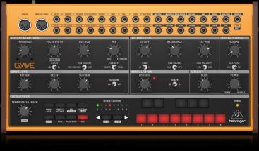 CRAVE - Keyboard Behringer