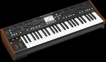 DEEPMIND 12 - Keyboard Behringer