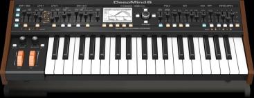 DEEPMIND 6 - Keyboards Behringer
