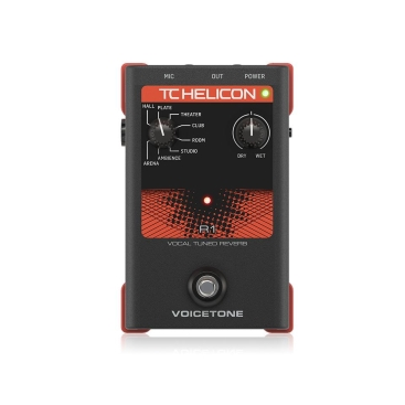 VOICETONE R1 - Voice Processors TC HELICON VOICETONE R1.