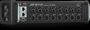 SD8 Stage box Behringer