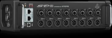 SD8 Stage box Behringer