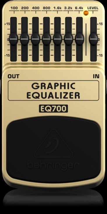 EQ700 - Behringer StompBoxes