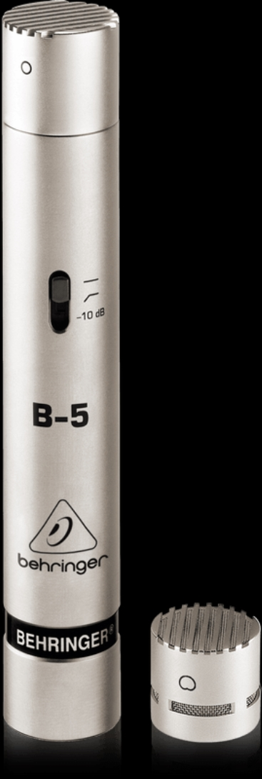 B-5 - Behringer Microphone