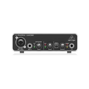 UMC22 - Computer Audio Behringer UMC22