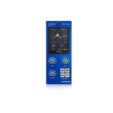 PEQ 3000 -DT _ PEQ 3000 NATIVE - Computer Audio TC ELECTRONIC PEQ 3000 -DT _ PEQ 3000 NATIVE