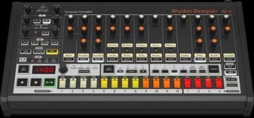 RHYTHM DESIGNER RD-8 - Drums Behringer