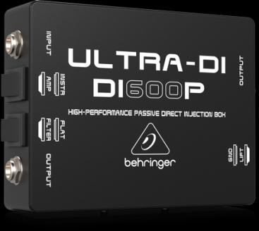 DI600P - Behringer