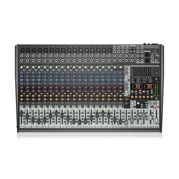 Behringer SX2442FX Mixer Analog 24 input 4 Bus Tích Hợp Mic Preamp EQ USB 2 x FX