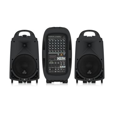 Hệ Thống Loa Liền Công Suất 2.000w Bluetooth Behringer PPA2000BT