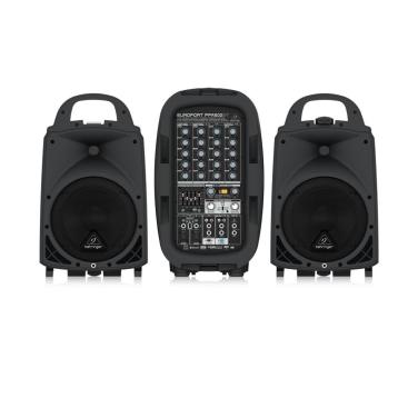 Hệ Thống Loa Liền Công Suất 500w Bluetooth PPA500BT