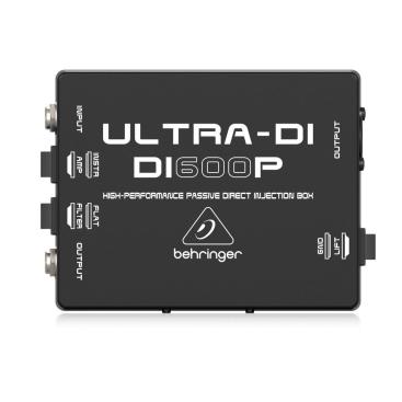 Behringer DI600P Thiết Bị Xử Lý Tín Hiệu DI Box