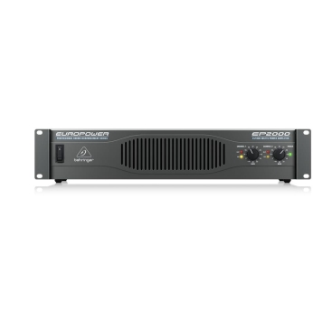 Amply 2 x 750w / 4 ohm Behringer EP2000
