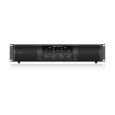 NX4-6000 Behringer Amply 4 x 1.600w / 2 ohm