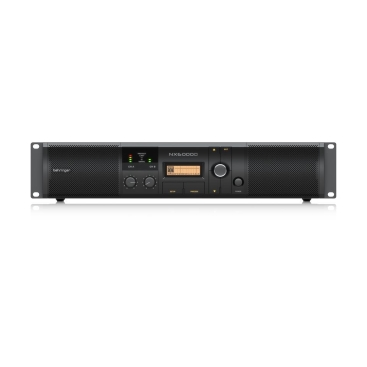 NX6000D Behringer Amply 2 x 3000w / 4 ohm DSP