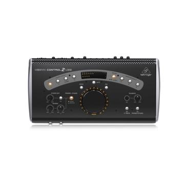 Bộ Điều Chỉnh Studio Headphone Amplifier Behringer CONTROL2USB