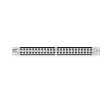 Behringer PX3000 Thiết bị chia 48 Point Patch bays
