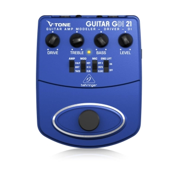 GDI21 Guitar Behringer stompboxes