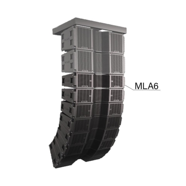 Loa Line Array McCauley MLA6 - Giá Call