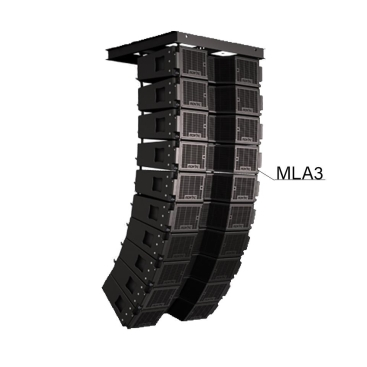 MLA3 Loa Line Array McCauley - Giá Call
