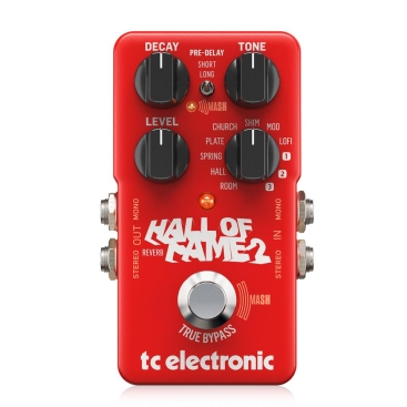 Hall Of Fame 2 Reverb Tc Electronic