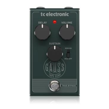 Gauss Tape Echo Delay Tc Eclectronic