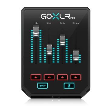 Go Xlr Mini Vocal Effects Tc Helicon