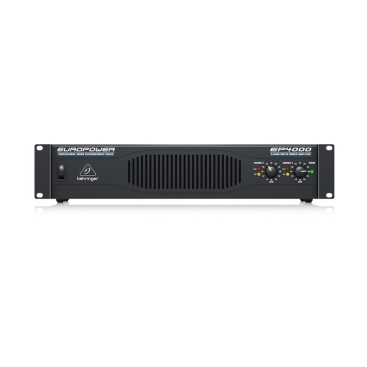 EP4000 Behringer Amply 2 x 1.400w / 4 ohm