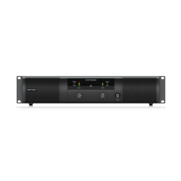 NX1000 Behringer Amply 2 x 300w / 4 ohm