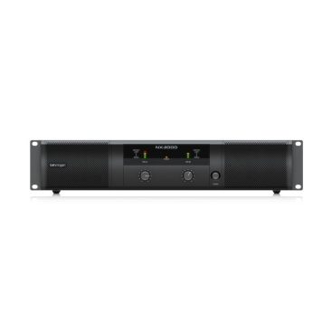 NX3000 Behringer Amply 2 x 900w / 4 ohm