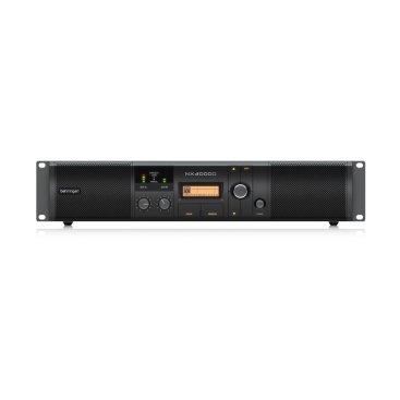 NX3000D Behringer Amply 2 x 900w / 4 ohm DSP