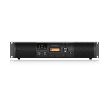 NX1000D Behringer Amply 2 x 300w / 4 ohm DSP