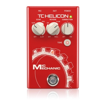 Mic Mechanic 2  Voice Processors TC HELICON