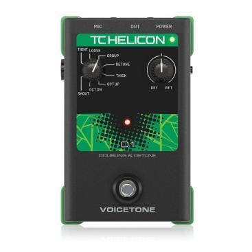 Voicetone D1  Voice Processors TC HELICON