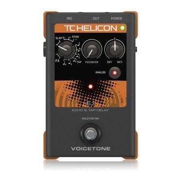 Voicetone E1  Voice Processors TC HELICON