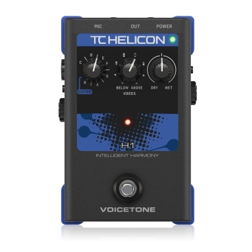 Voicetone H1  Voice Processors TC HELICON