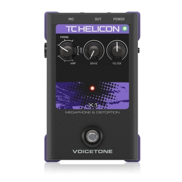 Voicetone X1  Voice Processors TC HELICON