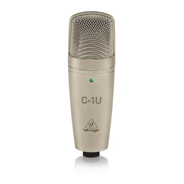 C-1U Microphone Condenser Thu Âm USB Behringer