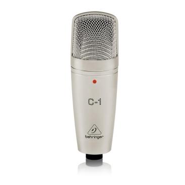 C-1 Condenser Microphones Behringer