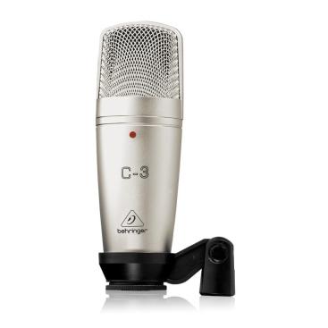 C-3 Microphone Condenser Thu Âm Behringer