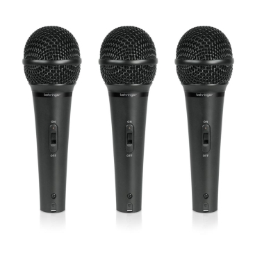 XM1800S Microphone Bộ 3 Cái Behringer